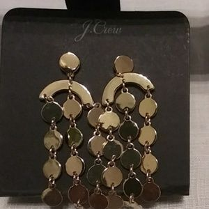 J.Crew earrings.